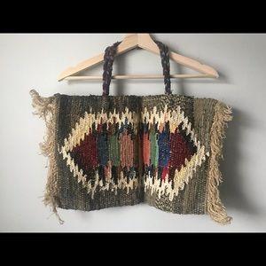 Handbags - Fabulous Woven Boho Bag/Purse